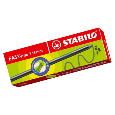 MINE STABILO EASY ERGO MM. 3,15 PZ.6 HB