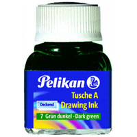 CHINA PELIKAN 10 ML VERDE SCURO