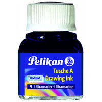 CHINA PELIKAN 10 ML BLU OLTREMARE