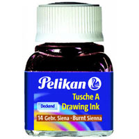 CHINA PELIKAN 10 ML SIENA BRUCIATA Foto