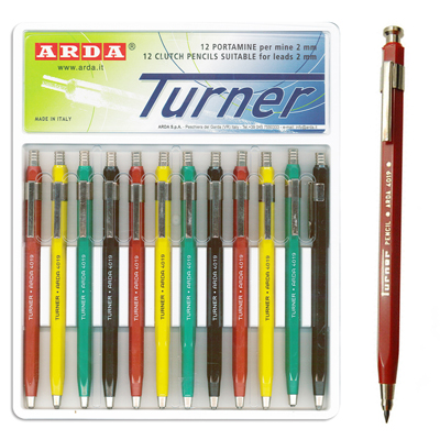PORTAMINE TURNER ARDA MM.2 4019