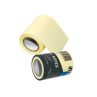 REFILL ROLL NOTES MM.60X10 MT GIALLO