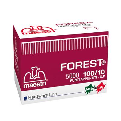 PUNTI 110 FOREST APPUNTITI PER FISSATRICI MANUALI PZ.5000