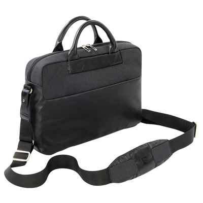 "BORSA PORTA NOTEBOOK & TABLET DUETTO 13"" NERO"