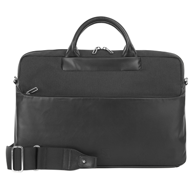 "BORSA PORTA NOTEBOOK & TABLET DUETTO 15.6"" NERO"