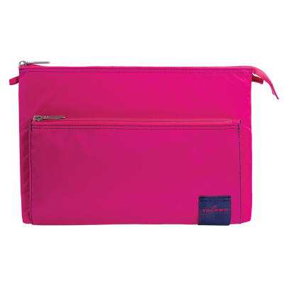 "BORSA PORTA NOTEBOOK LAMPO SLIM BAG 13"" FUCSIA"
