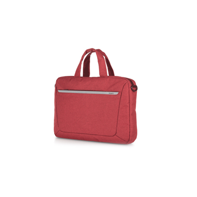 BORSA PORTACOMPUTER 2 MANICI SLIM IN TELA JOB BORDEAUX