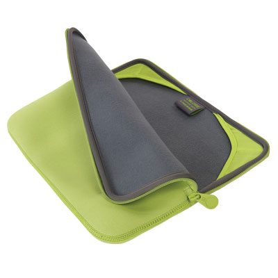"CUSTODIA PER NOTEBOOK COLORE SECOND SKIN 15""-16"" VERDE"