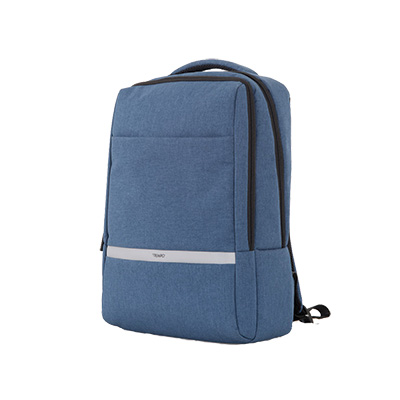 "ZAINO PORTA NOTEBOOK JOB 15"" IN TELA BLU"