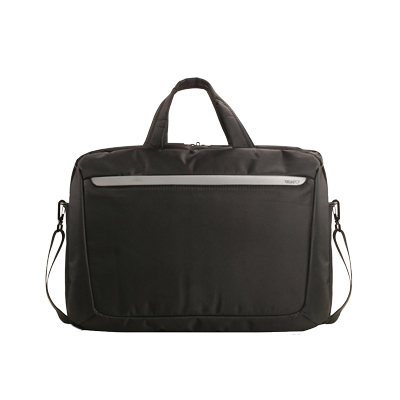 "BORSA PORTA NOTEBOOK JOB 15"" 2 MANICI IN TELA NERO"