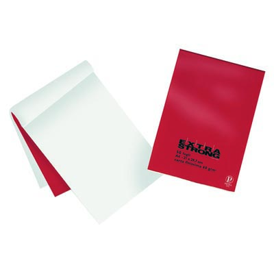 BLOCCO EXTRA STRONG 21X29,7 BIANCO