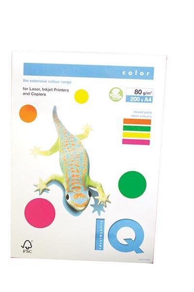 Amazon carta x fotocopie a colori