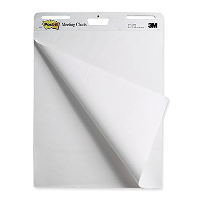 BLOCCO LAVAGNA POST-IT SUPER STICKY 63,5X77,5
