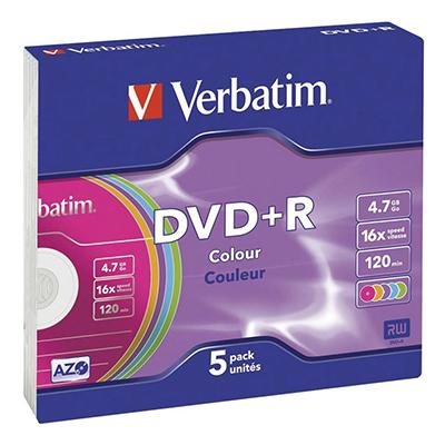 DVD+R 16X VERBATIM 4.7 GB