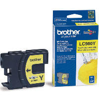 INK BROTHER LC980Y GIALLO