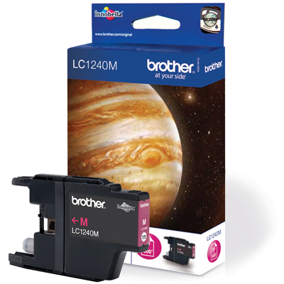 INK BROTHER LC1240M MAGENTA