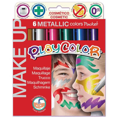MAKE-UP POCKET METALLIC POCKET PZ.6 GR.5