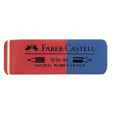 GOMMA FABER CASTELL 7070/40 PZ. 40
