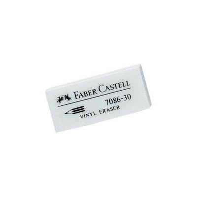 GOMMA FABER CASTELL 7086/30 PZ. 30