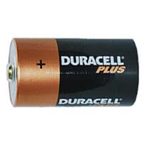 BATTERIA DURACELL PLUS POWER 1/2 TORCIA MN1400 TIPO C
