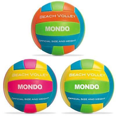 PALLONE IN GOMMA DA BEACH VOLLEY