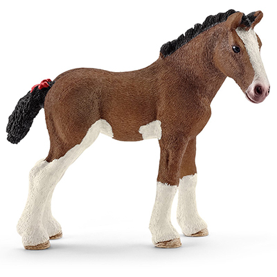 ANIMALE SCHLEICH PULEDRO CLYDESDALE